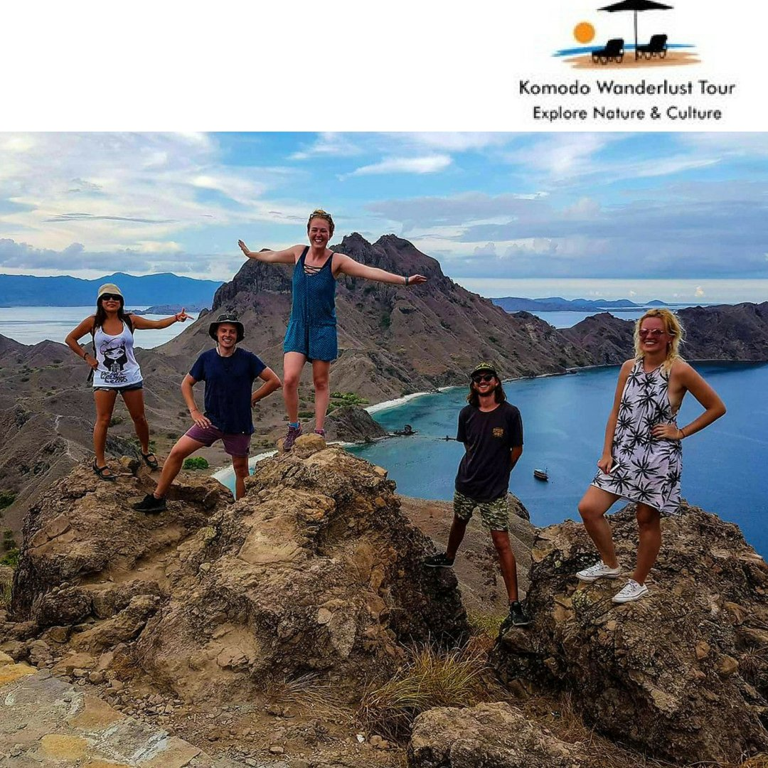 Komodo Wanderlust Tour Komodowanderlus Twitter 3d2n 1n On Boat In Hotel Island To And Do Trekking Banunggulung For 2hrs Enjoy The Beauty Of Land Book Now At Https Bitly 2z0bpwm Colourslake