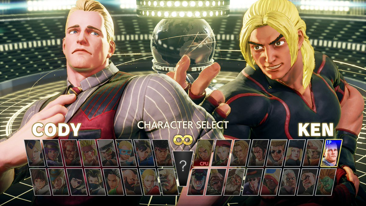 Street Fighter V Ken S Model Looks Worse With Each New Character Added To The Game Resetera