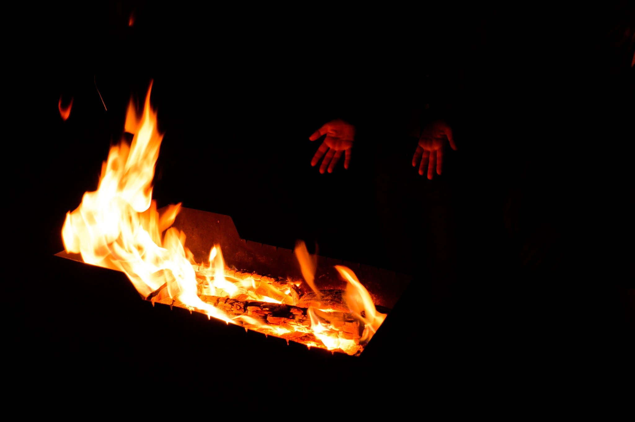 Как правильно фотографировать огонь вам необходимо