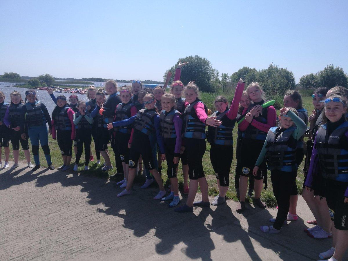 School tour fun at Hudson Bay!