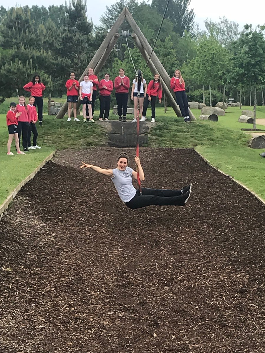 We reckon our teacher had the most fun in Nenagh Town Park a few weeks ago!
