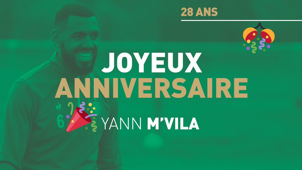 As Saint Etienne On Twitter Joyeux Anniversaire Maestro