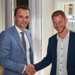 Image for the Tweet beginning: 🤝 Grakom fusionerer med brancheforening: