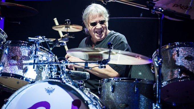 Happy birthday to legendary Deep Purple & Whitesnake drummer Mr Ian Paice - many happy returns, cheers!