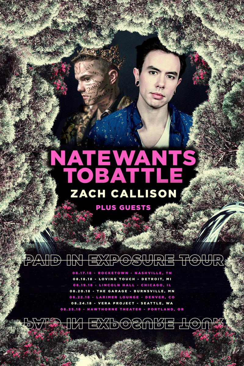 Natewantstobootle On Twitter Vip Tickets Get You Into The Show