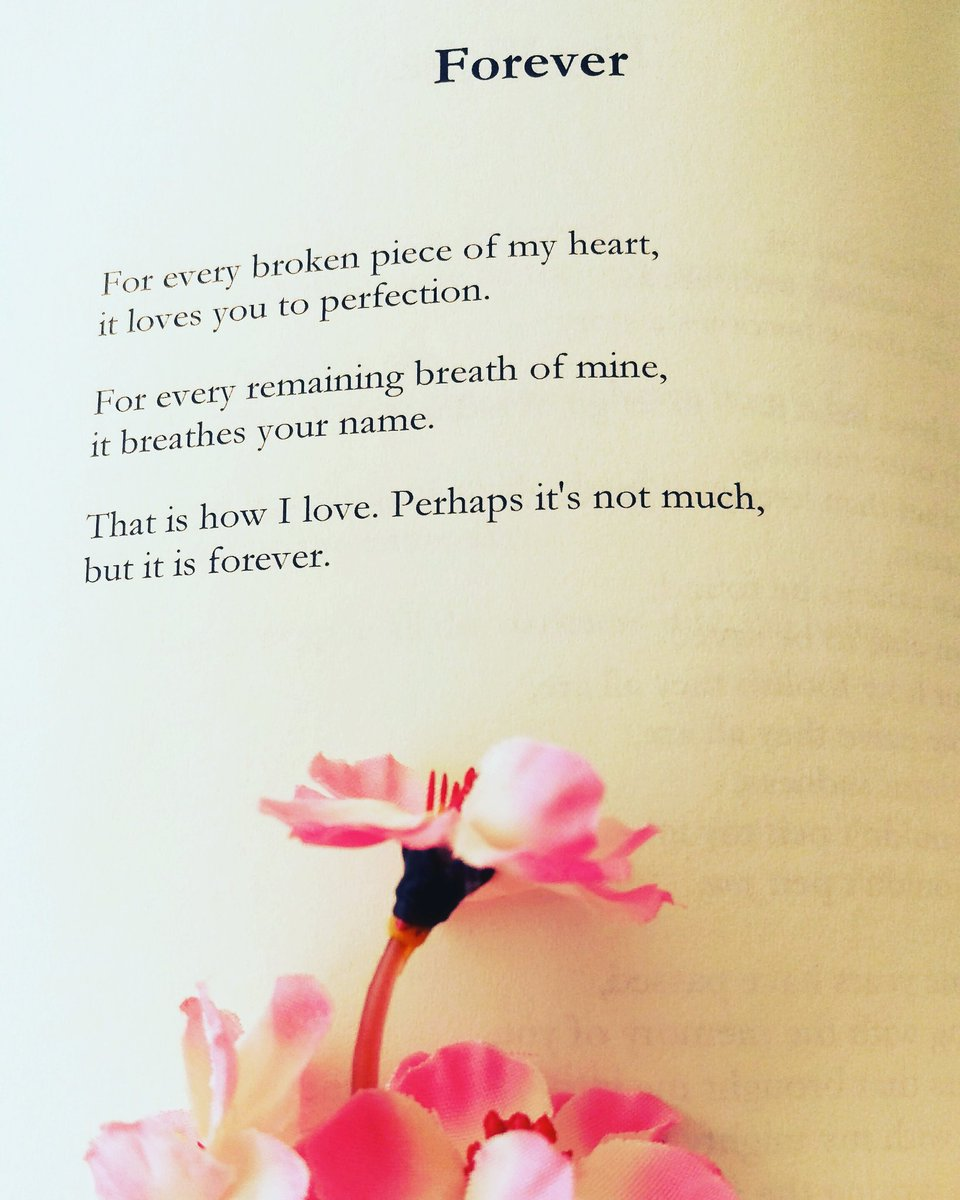 Forever poems mine your Ever Thine…Ever