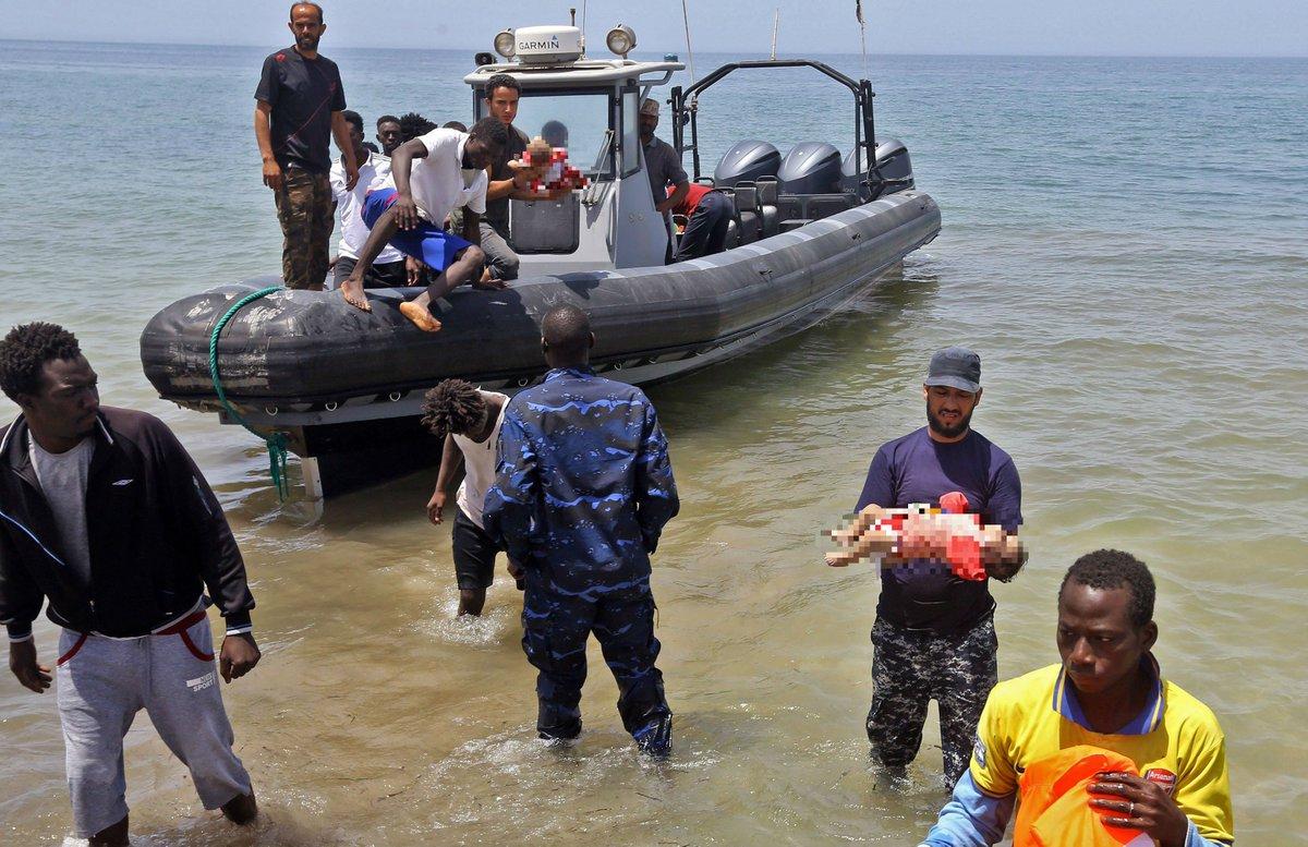 Страшна трагедія в морі: більше 100 загиблих, серед них діти
