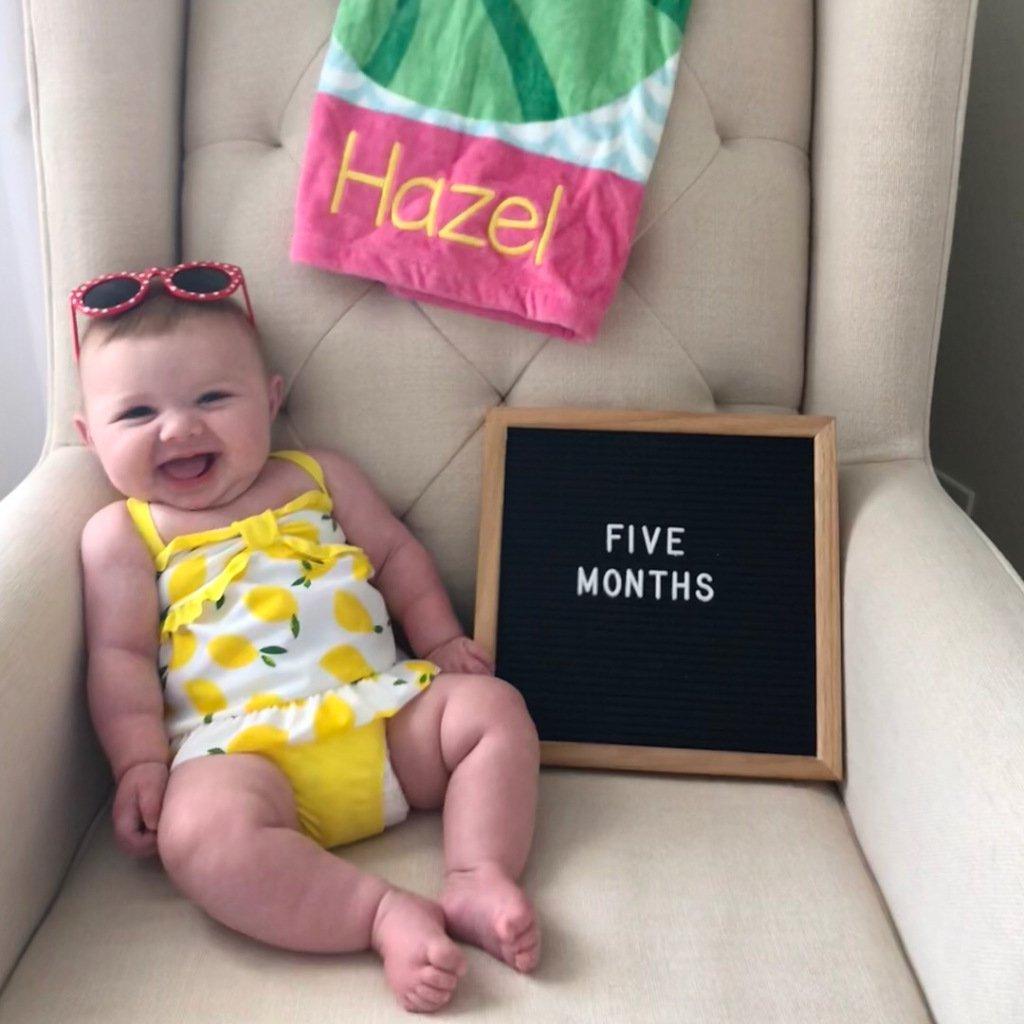 Hazel: five monthsold https://brookehamiltonblog.wordpress.com/2018/06/29/hazel-five-months-old/…