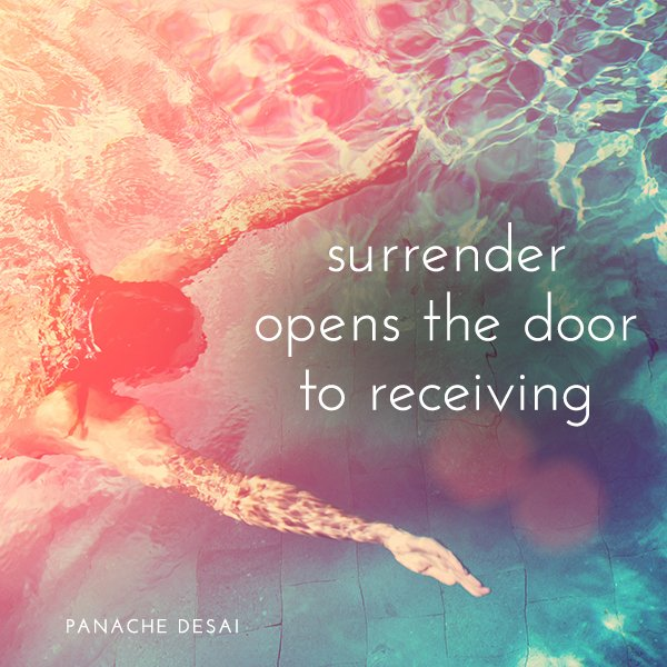 Image result for panache desai surrender receiving pics