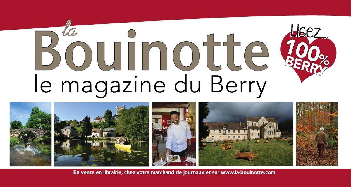 La Bouinotte (revue) : le magazine du Berry | Boizeau, Léandre. Metteur en scène ou réalisateur