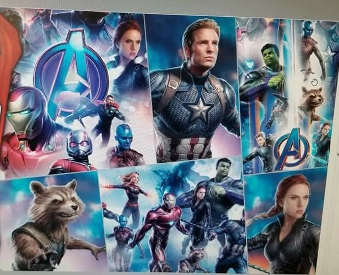 Leaked Art - The Avengers 4