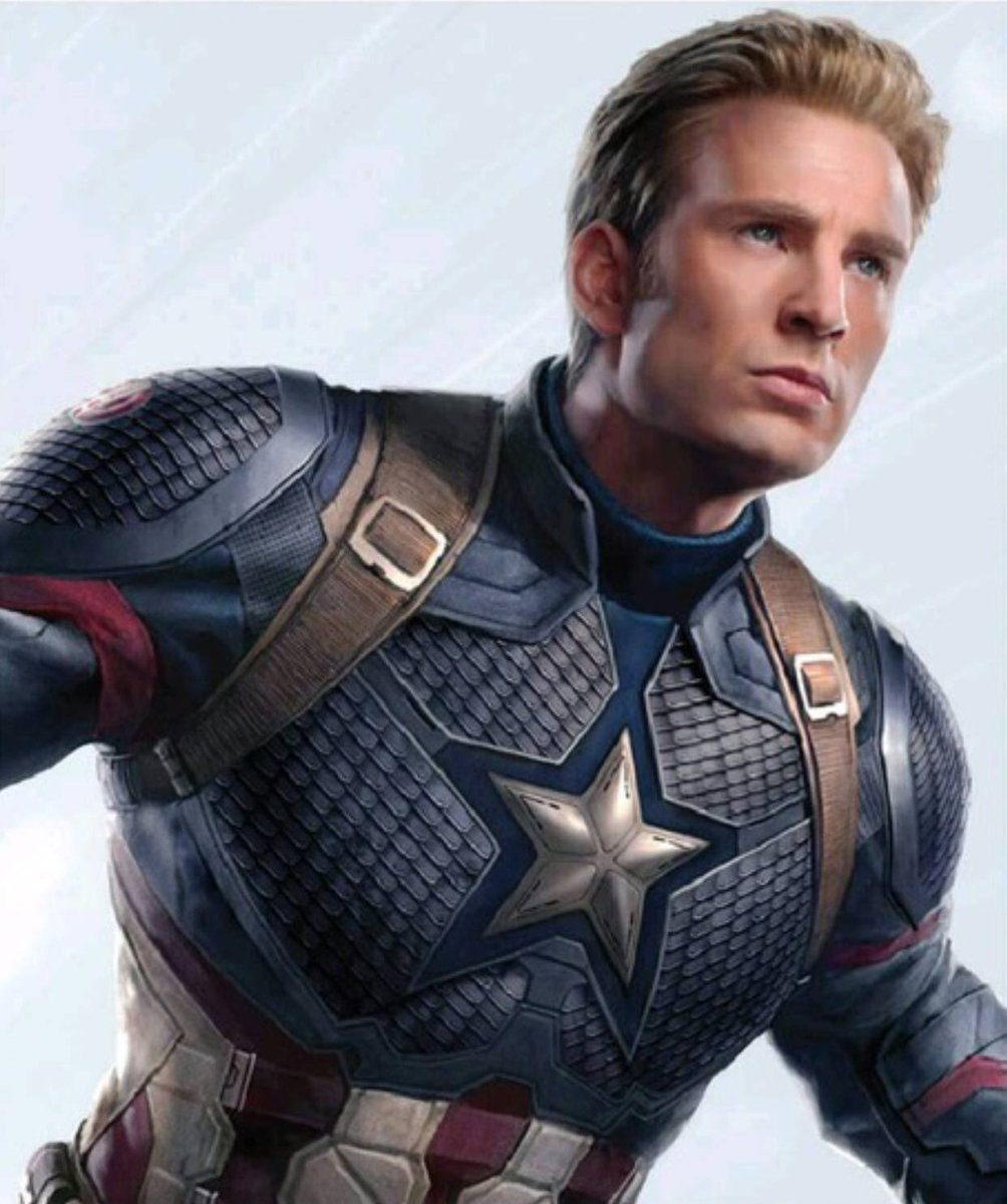 Scale Armor Captain América - The Avengers 4