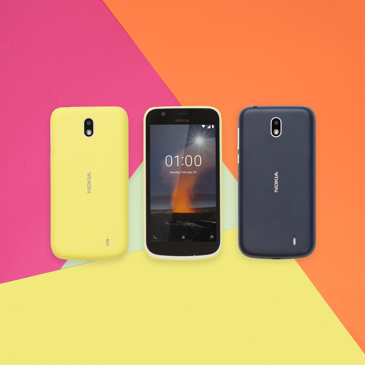 Start Living Life In Color Make The Ultimate Style Statement With Nokia1 And Xpress On Covers Pictwitter O1G5LSmn6k
