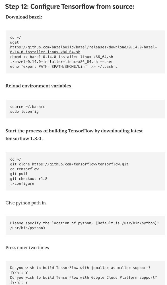 Tensorflow python download