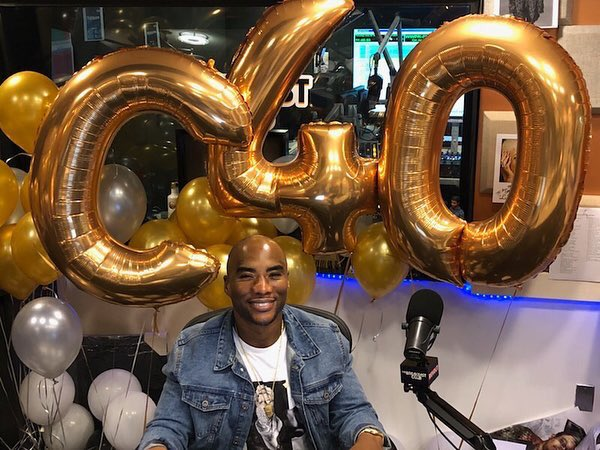 Happy 40th birthday to Charlamagne Tha God!