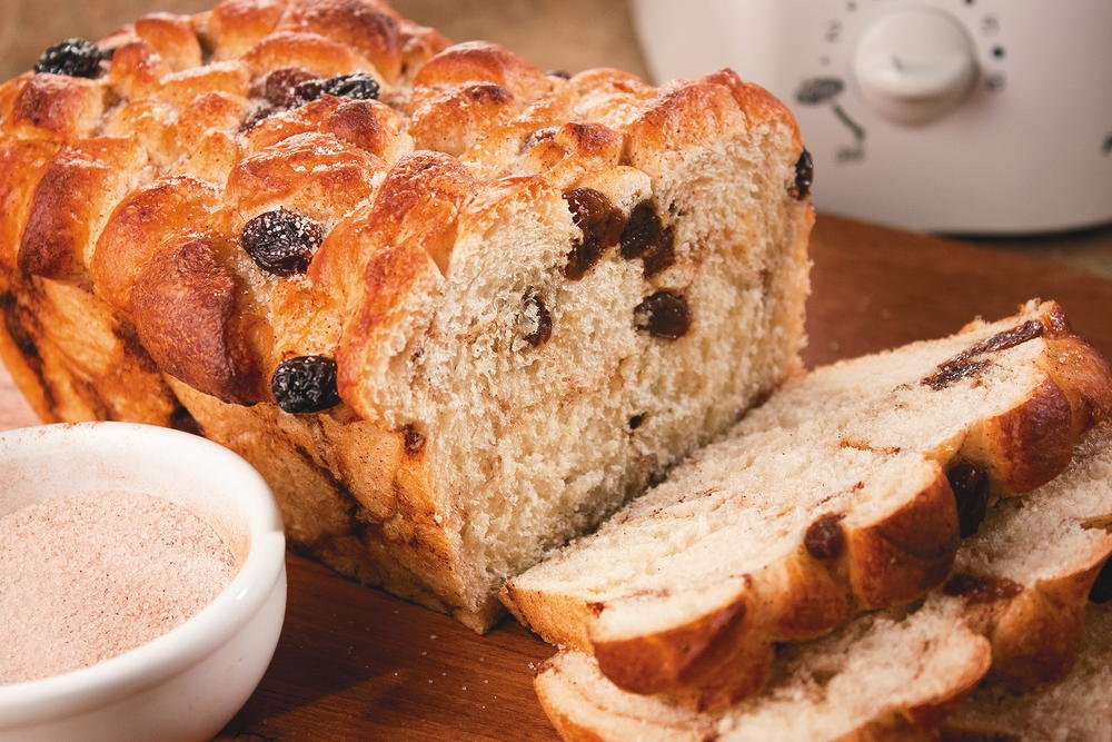 Rise and shine with this sweet bread recipe! #easy #bread #breakfast #yummy https://t.co/Ds84csU9pf https://t.co/xWgOhqidVM