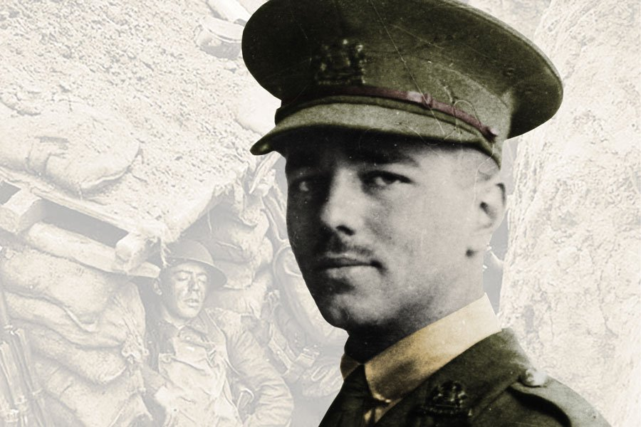wilfred owen biology A hsc wilfred owen essay for module b of standard english it's analysis focuses on anthem for doomed youth and dulce et decorum est contains the standard structure for an essay, with synthesis links to futility.
