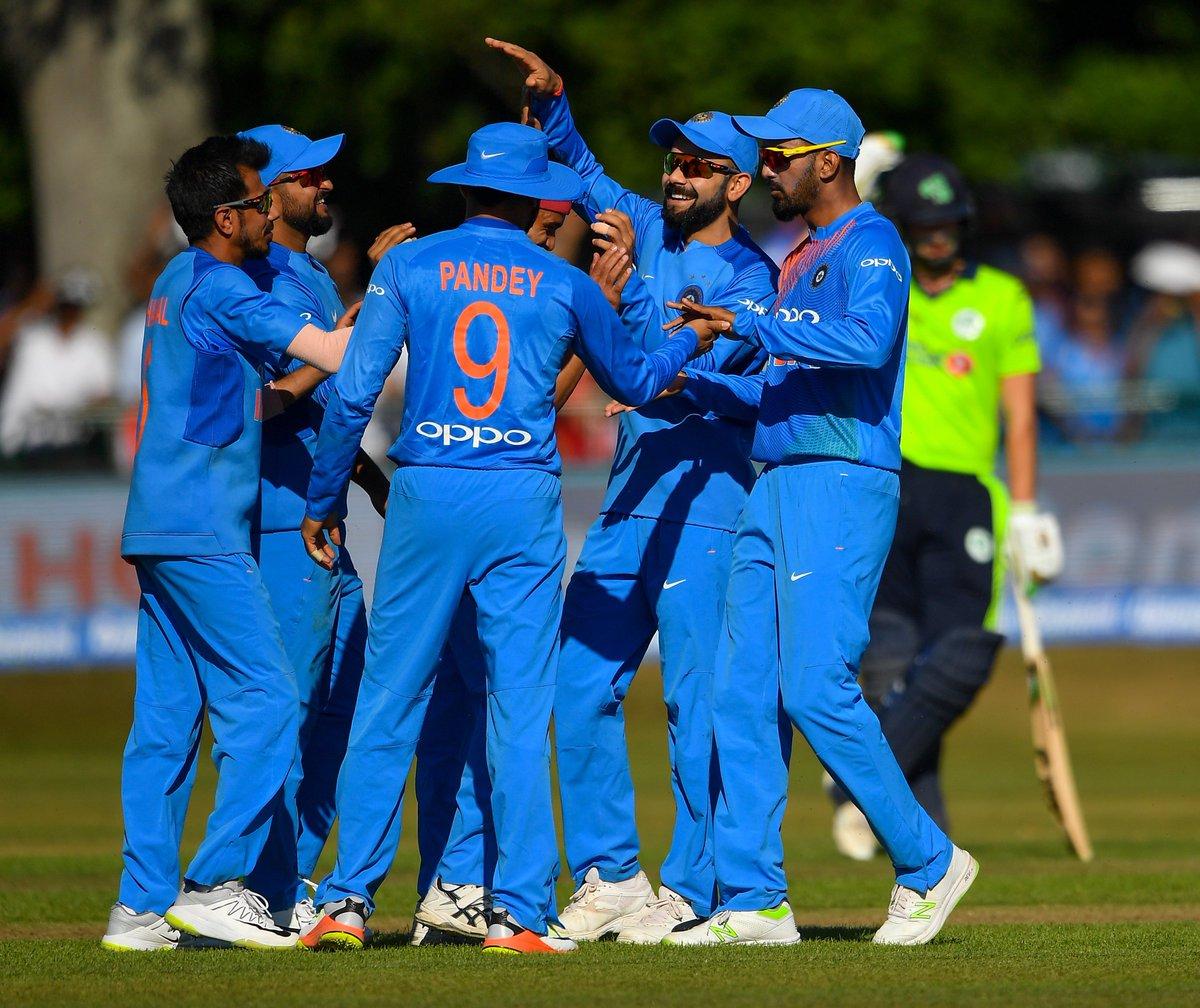 किसने क्या कहा : सीरीज जीत के बाद ट्विटर पर छाई भारतीय टीम, लोगों ने उड़ाया आयरलैंड की बल्लेबाज़ी का मजाक 2