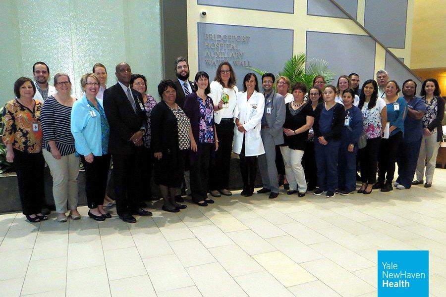 Bridgeport Hospital Picture