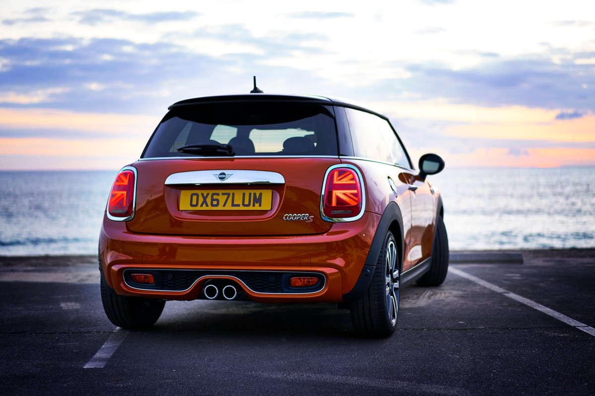 Mini Uk On Twitter Parking Up In A Mini Has Never Looked So Good