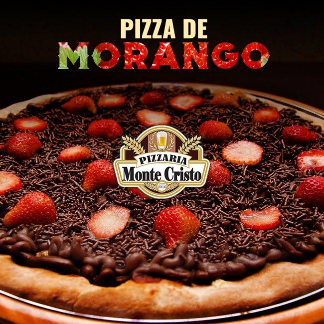 Twitter पर Pizzaria Monte Cristo Experimente Nossa Pizza