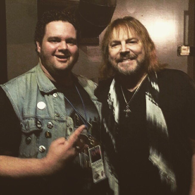 Happy birthday to one of the greatest singers on the planet! Don Dokken