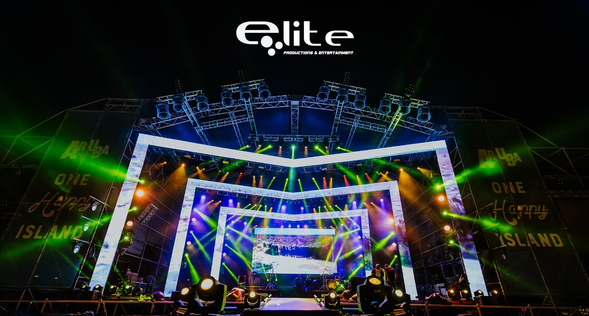 Elite Productions Aruba On Twitter Lights Sound