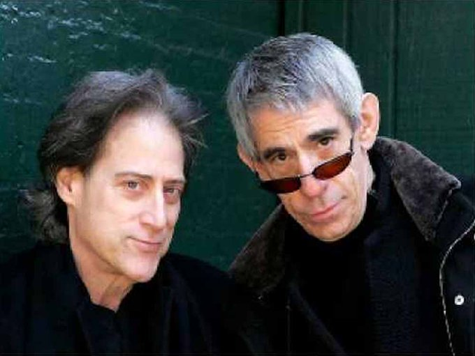 Happy Birthday Richard Lewis ... 71yrs young