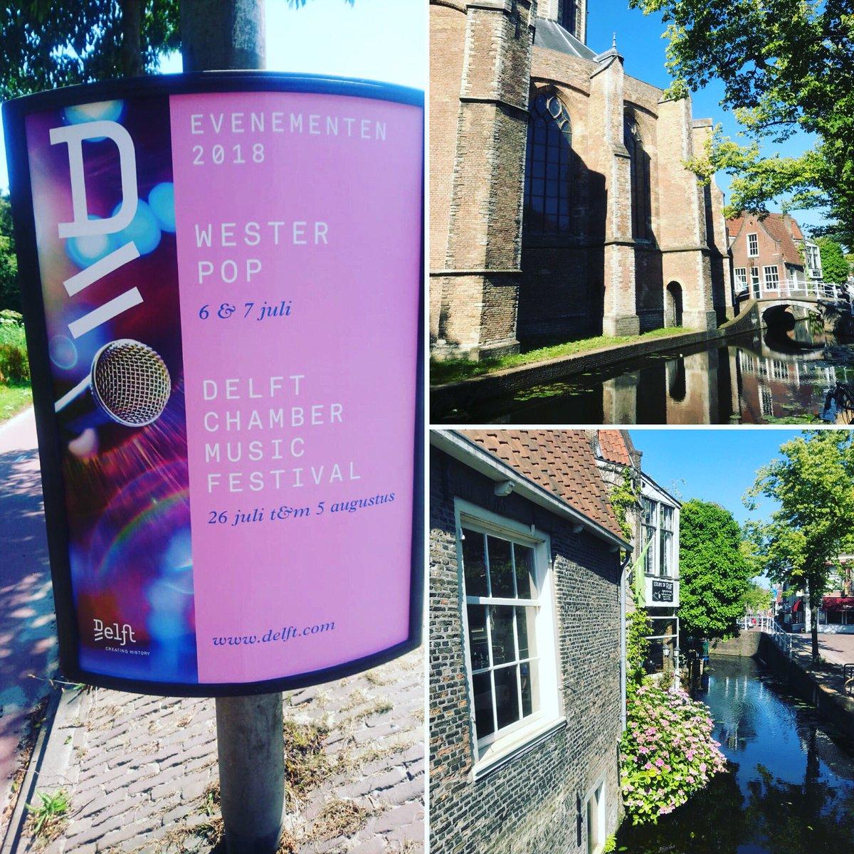 Delft Music Festival on Twitter: