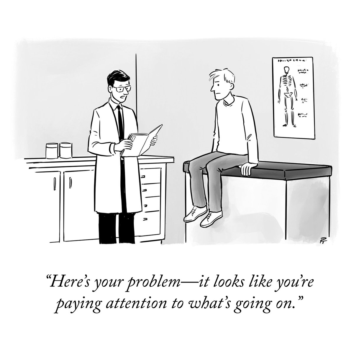 The New Yorker on Twitter: \