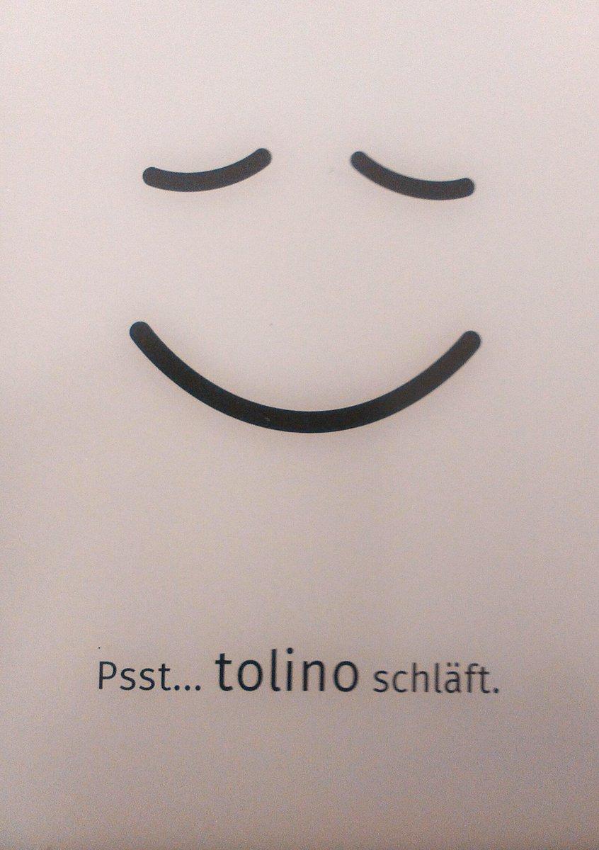Tolino EReader Added Rumzwitschern