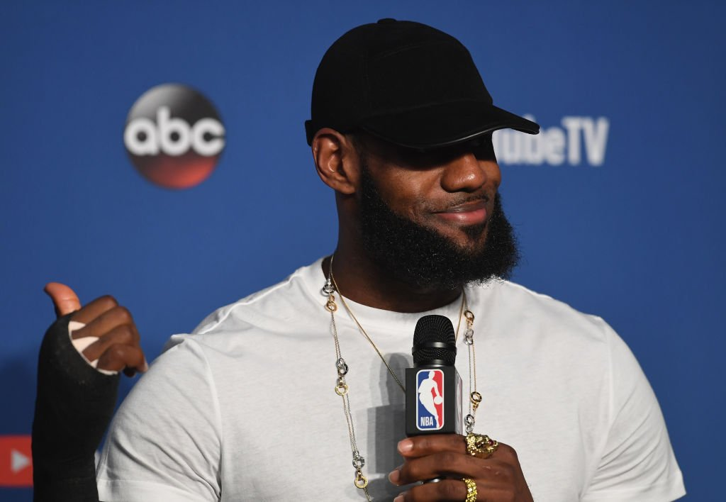 c75fbed5eba LeBron is in the Caribbean meeting with closest friends and advisors in  what they re