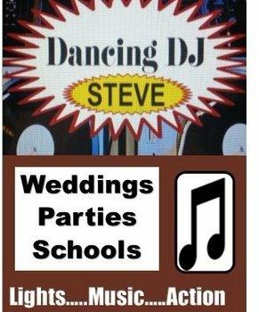 Dj Steve Dance Music Weddings Schools Parties Djstevemedhat