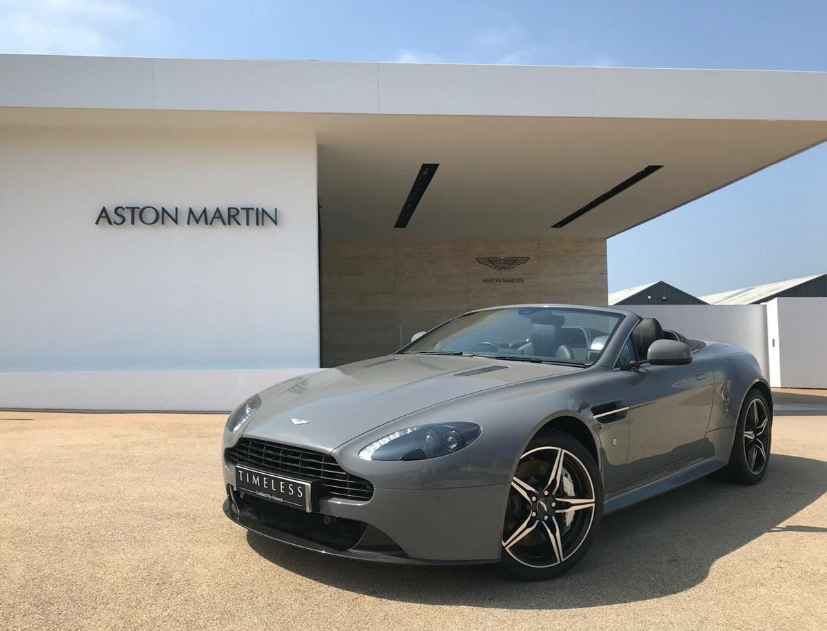 Aston Martin Works On Twitter Available In Our Timeless Certified - Aston martin certified pre owned
