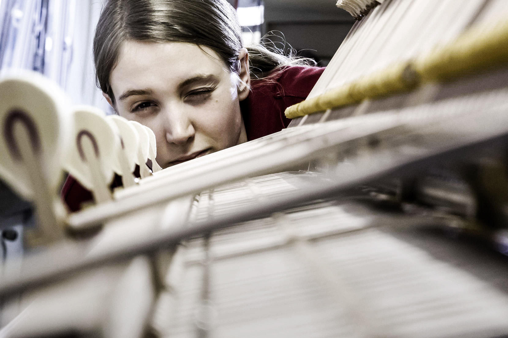 Reloaded twaddle – RT @SteinwayAndSons: To build the best piano possible has always been the clai...