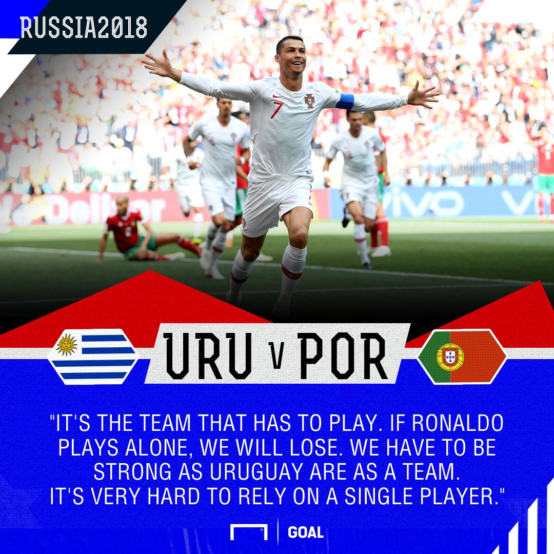 Are We Losing Play Without Purpose >> Goal On Twitter Do Portugal Rely Too Much On Cristiano Ronaldo No