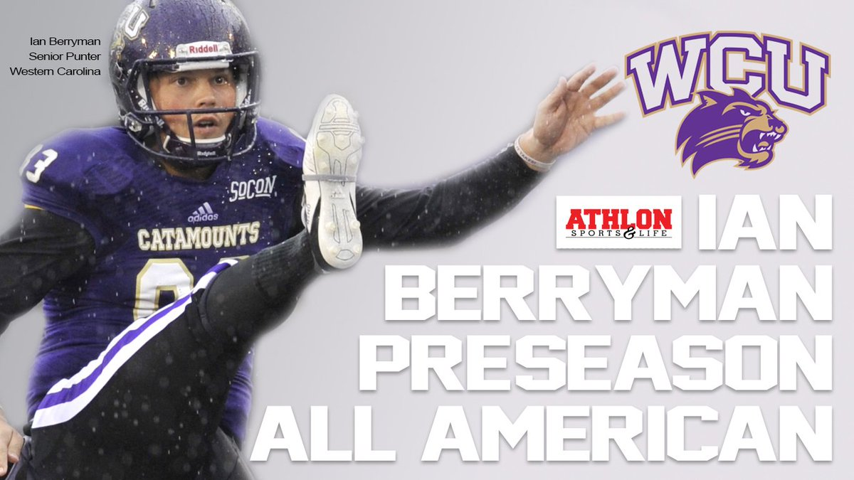 Berryman Preseason All-American