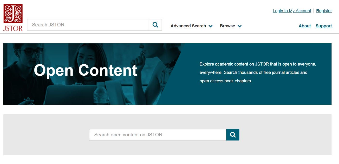 Aaa Com Myaccount >> Jstor On Twitter Did You Know That You Can Search All