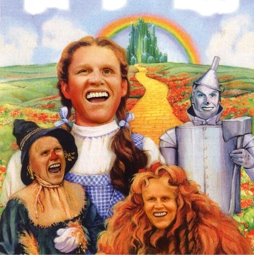 Happy Birthday, Gary Busey.  You were never more divine than when you were Dorothy.