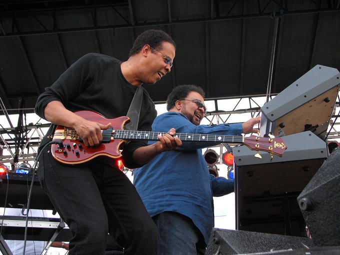 Stanley Clarke  (born June 30, 1951)    Happy Birthday!