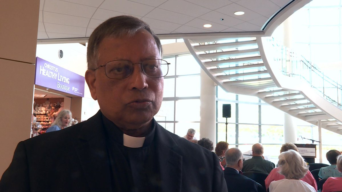 Kalb News Channel 5 On Twitter Father Nayak Retires From Cabrini