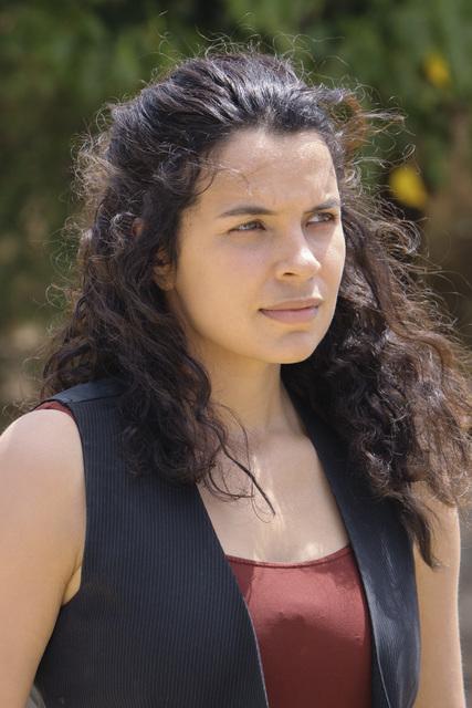 Wishing a very happy birthday today to Zuleikha Robinson who played Ilana on