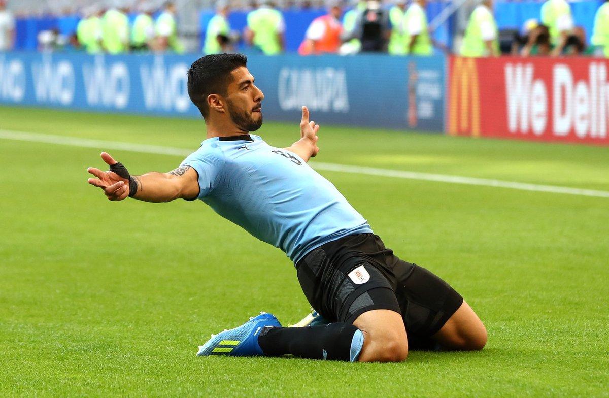 Ver en vivo online Portugal vs Uruguay