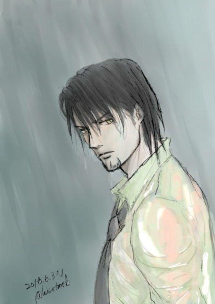 #私が描いた絵ですが好きだと言ってくれるかたがもしRTしてくれたら泣いて喜びます   。・゚・(*ノД`*)・゚・。好きといって