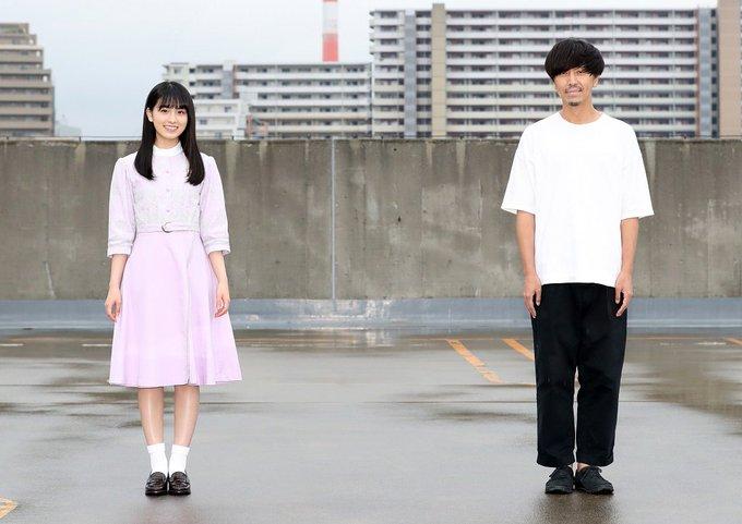 個人PV「SUTERU」のロケ地で監督山岸聖太さんと撮影3