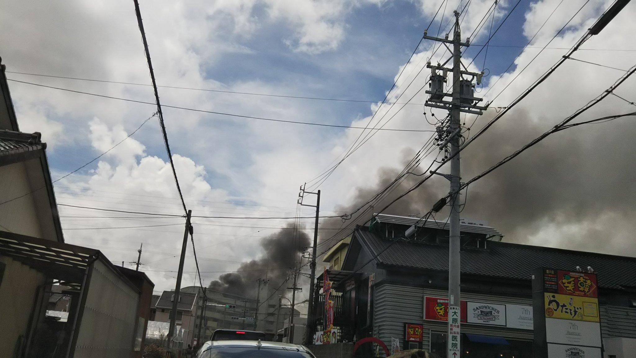 火事 豊川 市