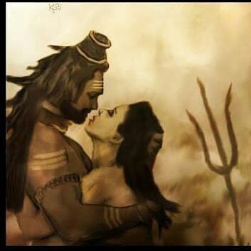 Sunita On Twitter Home Shiva Parvati 135 shiva parvathi romantic images. shiva parvati