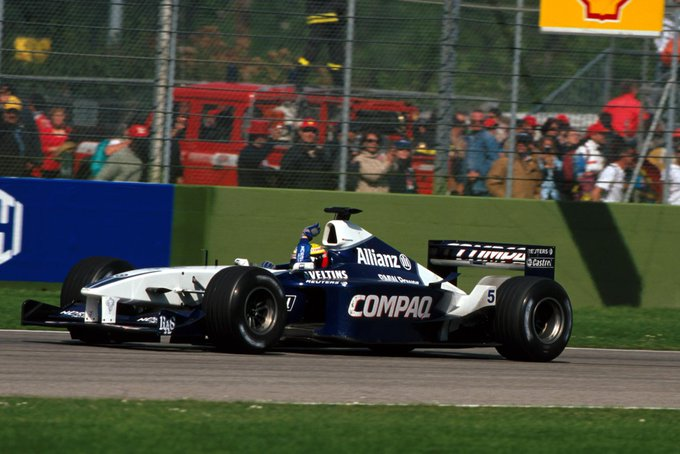 Happy 43rd birthday to Ralf Schumacher, Michael\s brother.