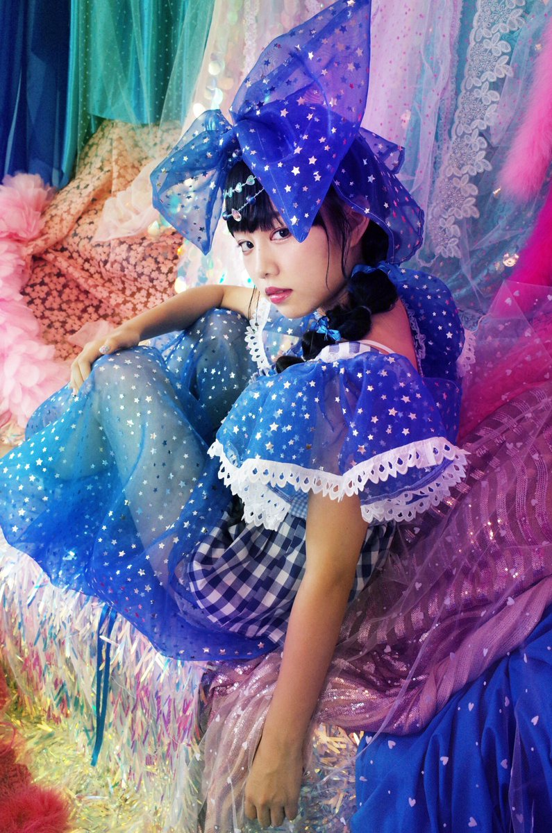 ✨🌜✨💎✨🌛✨  ------------------------  model:ぁぃぁぃ hair&make:小夏  stylist:MIYANISHIYAMA