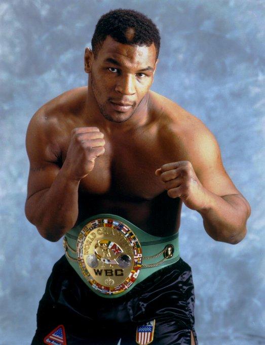 Happy birthday Mike Tyson(born 30.6.1966)